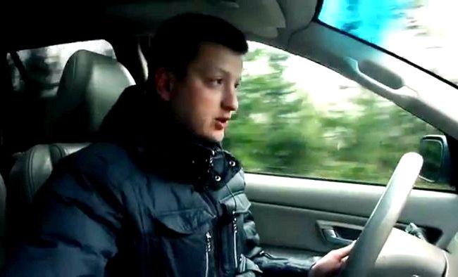 Вольво Хс90 тест драйв видео На тест драйве Volvo XC90