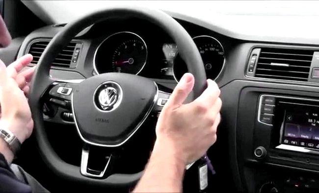 Vw Jetta тест драйв что автомобиль, который весит почти